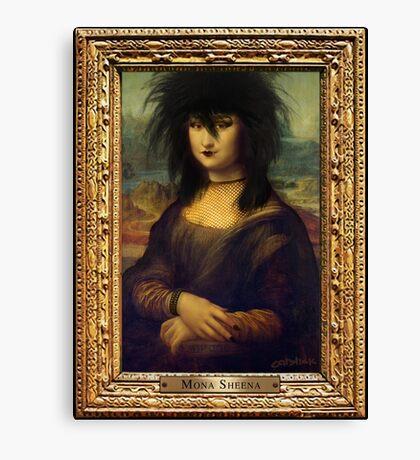 Mona Sheena Canvas Print
