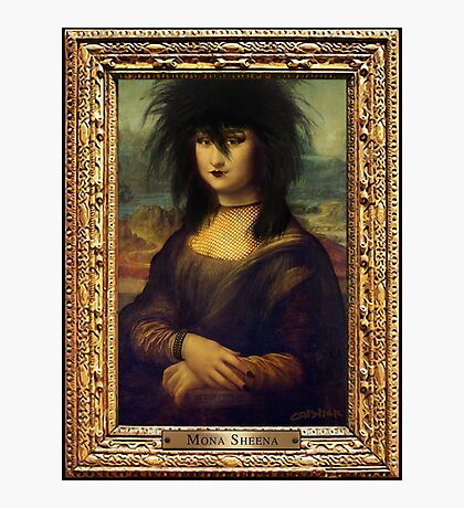Mona Sheena Photographic Print