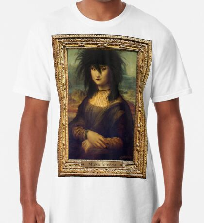 Mona Sheena Long T-Shirt