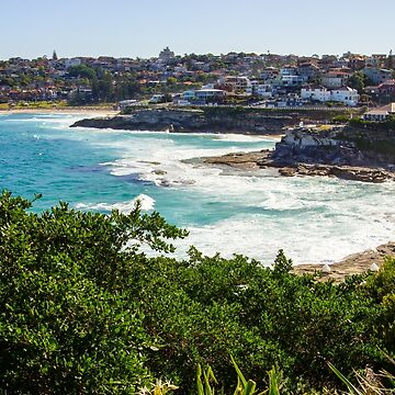 Sydney Coastline by rossacampbell