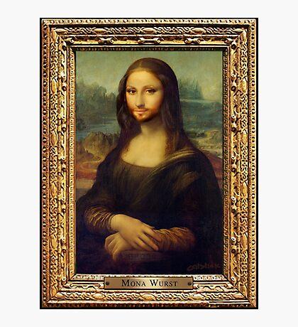 Mona Wurst Photographic Print