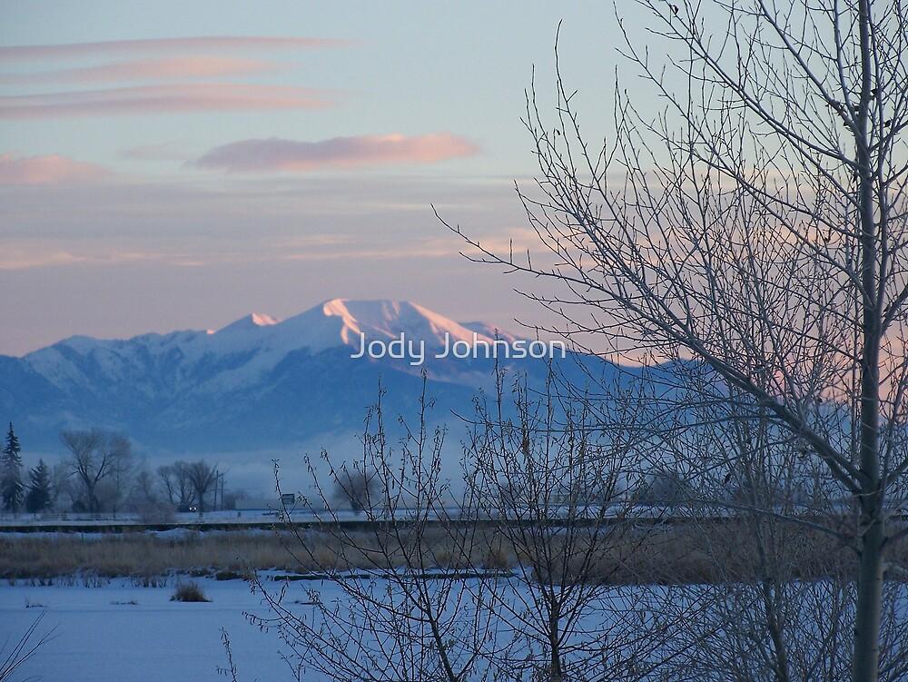 Mt. Blanca by Jody Johnson
