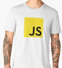 JavaScript Men's Premium T-Shirt