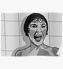 Psycho Pop art/ Digital art design Poster