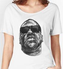Scribbled Rap Genius Baggyfit T-Shirt