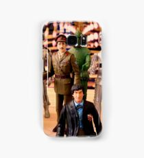 Second Doctor Figures Samsung Galaxy Case/Skin
