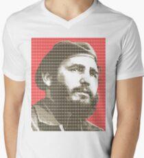 Revolution #2 - Red Men's V-Neck T-Shirt