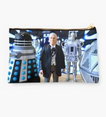 First Doctor Figures Studio Pouch
