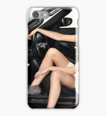 Kendra and the Ferrari  iPhone Case/Skin