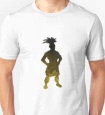 King Inspired Silhouette T-Shirt
