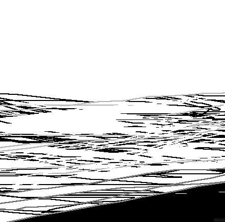 white sky 2 by mhkantor