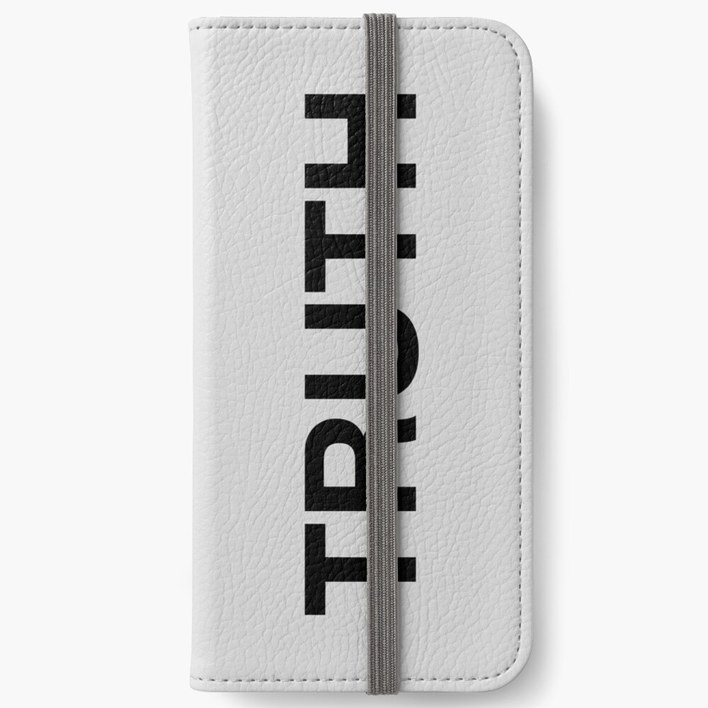 Truth iPhone Wallet