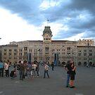 Palazzo del Municipio - Trieste by Maria1606