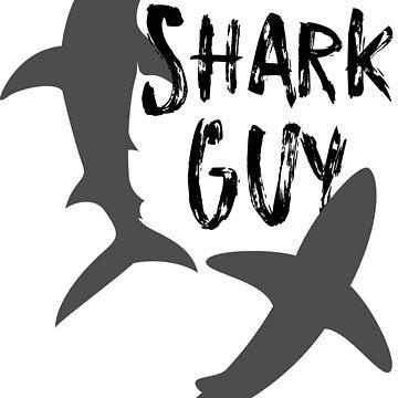shark guy! by sajeduzzaman