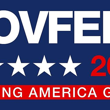 TRUMP Covfefe 2020 - Keeping America Great  by CentipedeNation