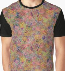 NJ Native Plants | Abstract Rainbow Graphic T-Shirt