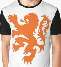 Koningsdag Leeuw 2017 - King's Day Netherlands Celebration Nederland Graphic T-Shirt