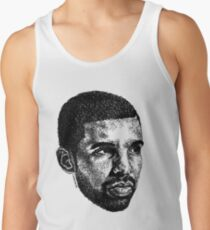 Scribbled Drizzy Tanktop