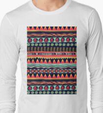Scandinavian pattern  Long Sleeve T-Shirt