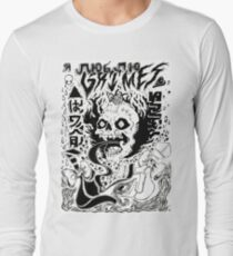 Grimes - Visions Long Sleeve T-Shirt