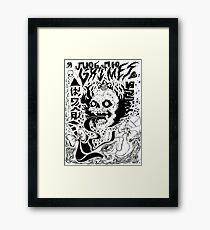 Grimes - Visions Framed Print