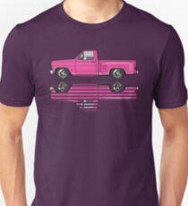 80's Custom Pink Stepside T-Shirt