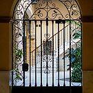 A Special Doorway in Cadiz, Spain by Robert Kelch, M.D.
