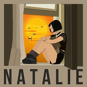 Natalie / Padme / Matilda by foldandfly