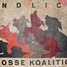 East German - Anti Election Poster 1990 (2) by Remo Kurka