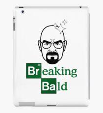 Breaking Bald iPad Case/Skin