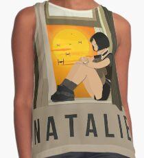 Natalie / Padme / Matilda Contrast Tank