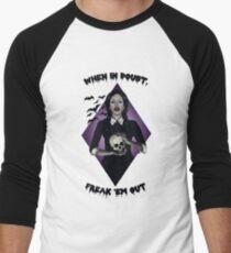 Sharon Needles Addams Men's Baseball ¾ T-Shirt