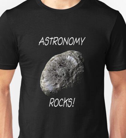 Astronomy Rocks! T-Shirt