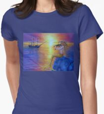 Enchanting Performance Women's Fitted T-Shirt