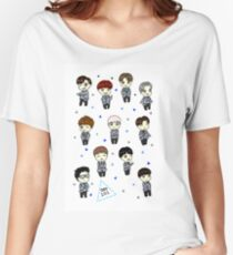 Produce Style - Produce 101 Wanna One Women's Relaxed Fit T-Shirt