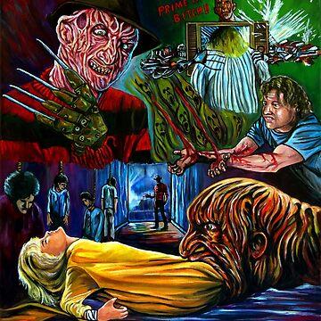 Nightmare on Em Street: Dream Warriors de JosefMendez