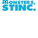 Monster's Stinc. by themarvdesigns