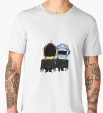 DAFT PUNK - MINIONS Men's Premium T-Shirt