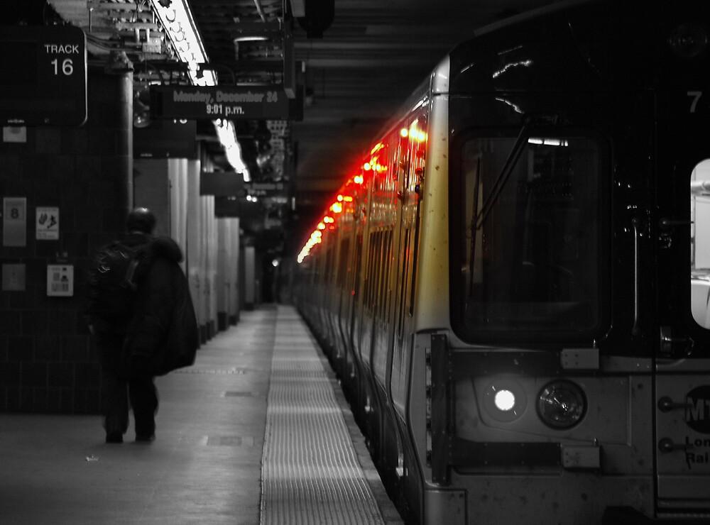 Train Lights by charlesnixon
