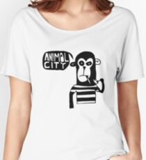 Monkey city Women's Relaxed Fit T-Shirt