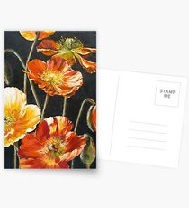 Poppies Too Postcards