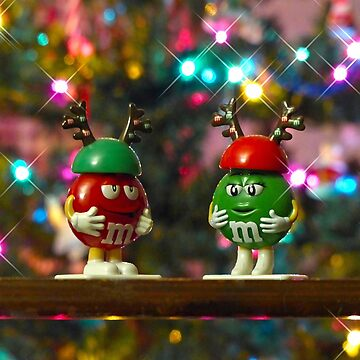 Mr. Red & Mrs. Green  by FrankieCat