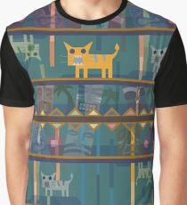 Tiki Drunk Graphic T-Shirt