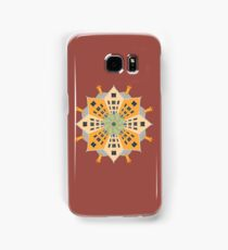 Neighbourhood Mandala No.2 Samsung Galaxy Case/Skin