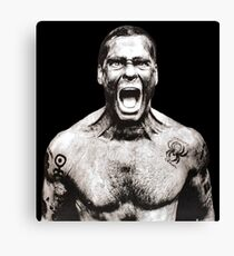 ROLLINS SCREAM Canvas Print