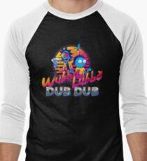 Rick and Morty Neon Baseball ¾ Sleeve T-Shirt