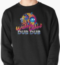 Rick et Morty Neon Pullover