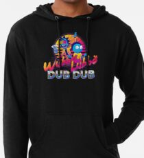 Rick and Morty Neon Lightweight Hoodie