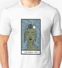 The World Tarot  T-Shirt
