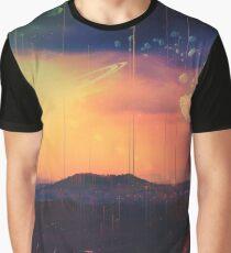 Saturn's Sun Graphic T-Shirt
